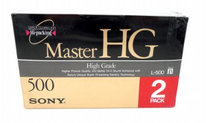 Sony Master HG L-500 Beta 2pack
