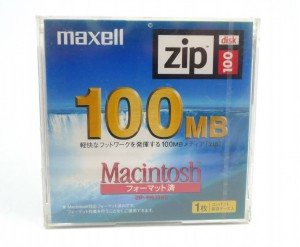 Maxell ZIP100  Disk 3,5""