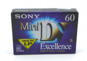 SONY Excellence DV - 60
